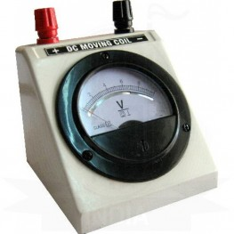 VKSI Voltmeter - Moving Coil Desk Stand