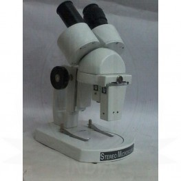 VKSI Binocular Stereo Microscope : 45x to 75x With Bottom Light