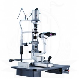 VKSI Slit Lamp Microscope Haag Streit Type Three Step Drum Rotation