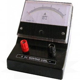 VKSI Ammeter - Moving Coil Desk Stand