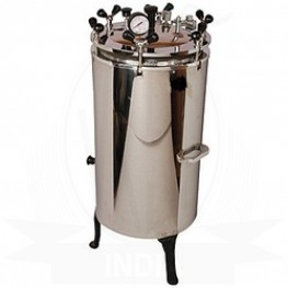 VKSI Autoclave Vertical - Double Wall
