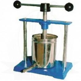 VKSI Tincture Press