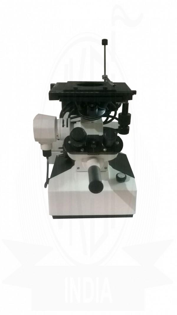 VKSI trinocular Inverted Metallurgical Microscope