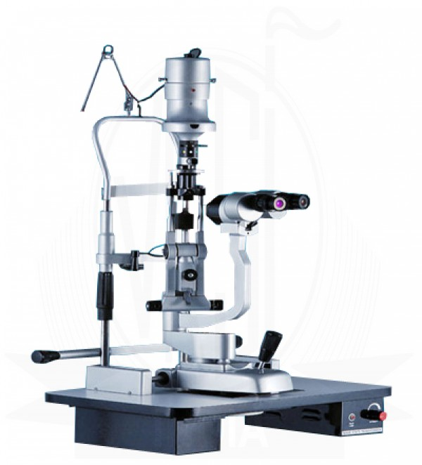 Vksi slit lamp microscope haag streit type three step drum rotation mozeypictures Gallery